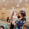 Kids Party Hire, bubble maker machine for rent