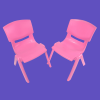 Kids Party Hire chairs