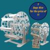 Lolly Ferris Wheel