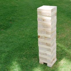 Jenga Outdoor Games