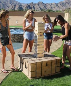 Jenga Outdoor Games